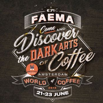 World of Coffee Faema 2018