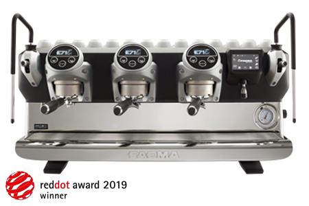 Faema E71E red dot award winner 2019.jpg