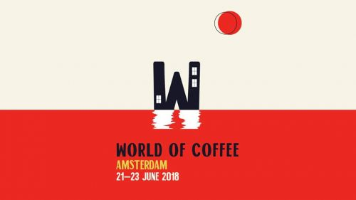 World of Coffee Amsterdam 2018